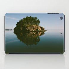 Matia Island, WA iPad Case