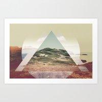 Perceptions Landscapes Art Print