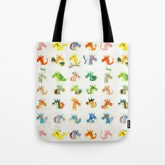 Gotta Catch Em All Tote Bag