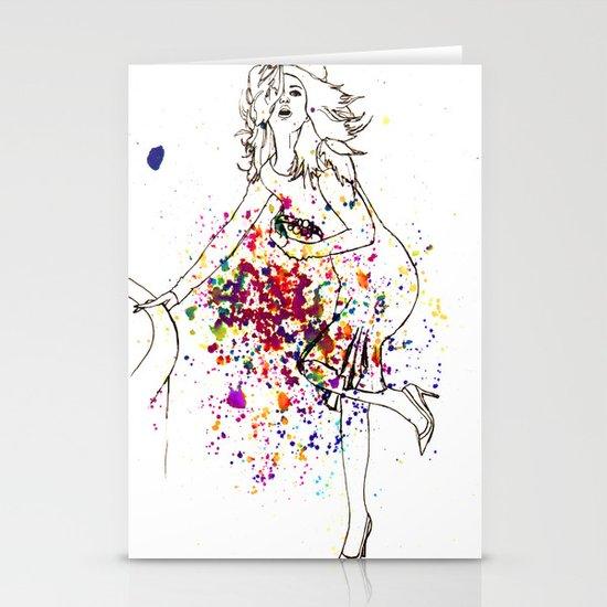 high fashion Stationery Card