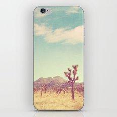 Joshua Tree photograph. desert print, No. 189 iPhone & iPod Skin