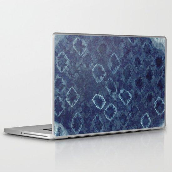 Blue Jellyfish Laptop & iPad Skin
