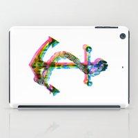 CMYK Anchor iPad Case