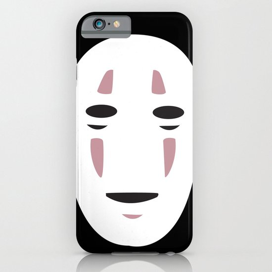 Spirited Away No Face iPhone & iPod Case