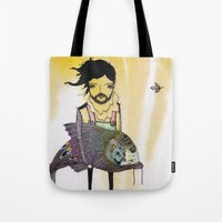 The Fisherman Tote Bag