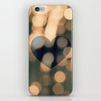 Lights Of The Pacific iPhone & iPod Skin