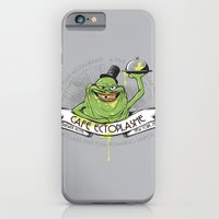 iPhone & iPod Case featuring Café Ectoplasme by Andy Hunt