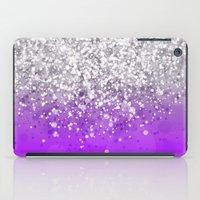 Glitteresques XXXVI iPad Case