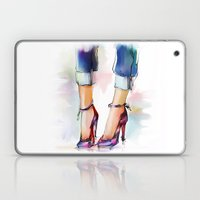 Jeans Laptop & iPad Skin