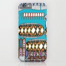 geometric number 6 iPhone 6s Slim Case