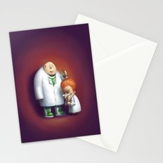 Mad About Basketball Stationery Cards