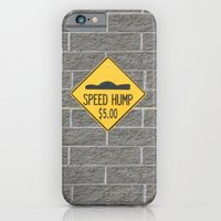 SPEED HUMP  iPhone 6 Slim Case