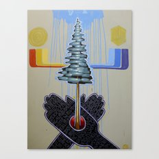 jubilee 2012 - creation Canvas Print