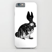 iPhone & iPod Case featuring Leporidae by Morbid Illusion
