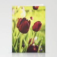 When Spring Was Here Stationery Cards