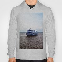 Amazon River Boat Hoody
