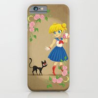 Retro Sailor Moon iPhone 6 Slim Case