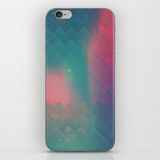 fryyndd ryqysst iPhone & iPod Skin