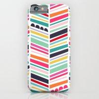Color Me Happy iPhone 6 Slim Case