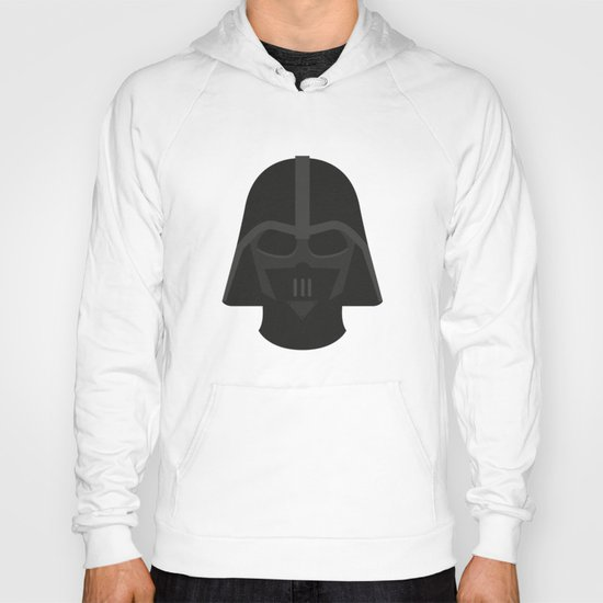 Star Wars Minimalism - Darth Vader Hoody