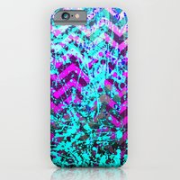 iPhone & iPod Case featuring color Spatter set 2 by seb mcnulty