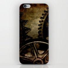 Steel Sun iPhone & iPod Skin