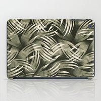 In The Icy Air of Night - Silver Screen Edition iPad Case