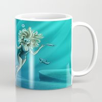 Deep Sea Feelings (Evolve) Mug