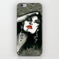 Vermilion iPhone & iPod Skin