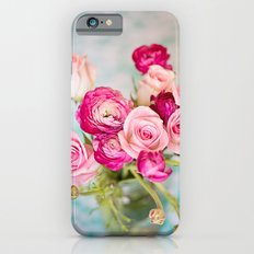 Bunches of Pink II iPhone 6s Slim Case