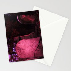 Sunset Stones (version 1) Stationery Cards