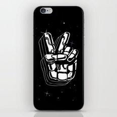 Peacebot iPhone & iPod Skin