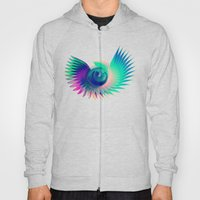 Abstract Wing Hoody