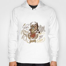 Oh my Deer (be unique and forever young like a 1960 radio) Hoody