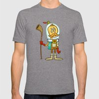 Alphorn Champion 1908 Mens Fitted Tee Tri-Grey SMALL