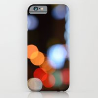City Night Lights iPhone 6 Slim Case