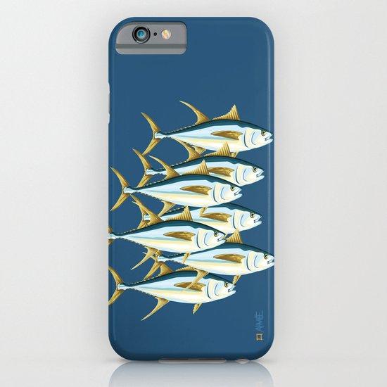 School of Tuna, fish iPhone & iPod Case