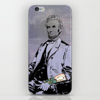 Inked Lincoln iPhone & iPod Skin