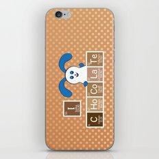 Ernest   Likes Chocolate… iPhone & iPod Skin
