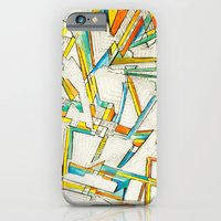 iPhone & iPod Case featuring City by Nimai VandenBos