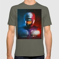 CYCLOPS Mens Fitted Tee Lieutenant SMALL