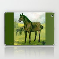 Sound Reason (CAN) - Thoroughbred Stallion Laptop & iPad Skin
