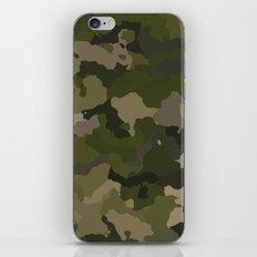 Hunters Camo iPhone & iPod Skin
