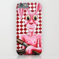 iPhone & iPod Case featuring BamBamBunny by myripART