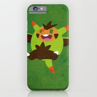 iPhone & iPod Case featuring Quilladin by JHTY