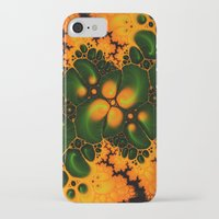 fractal iPhone & iPod Cases featuring Fractal  by Karl-Heinz Lüpke