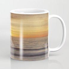 California Sunset Over Ocean Mug