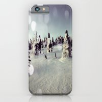 iPhone & iPod Case featuring Melting Trees by TaylorT