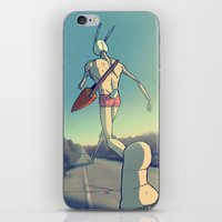 The Giant Conejo iPhone & iPod Skin