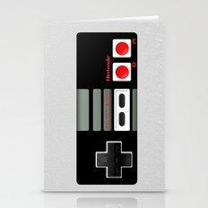 Classic Retro Nintendo G… Stationery Cards